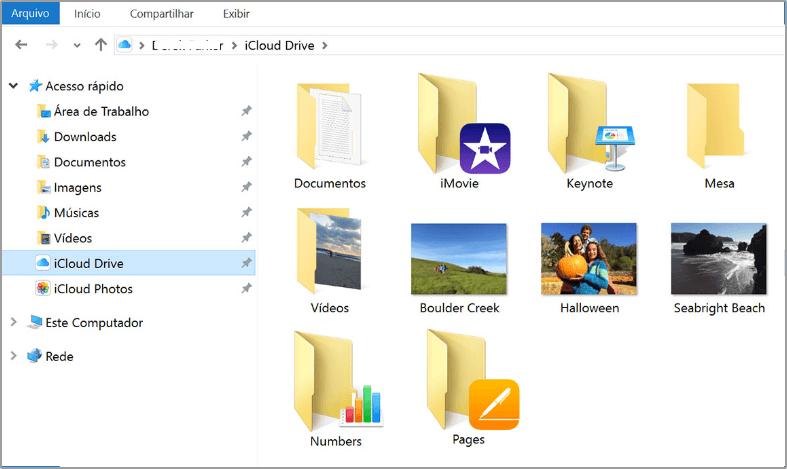 Salvar documentos no iCloud Drive automaticamente