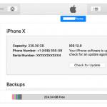 Encontrar a versão do iOS no iPhone ou iPad