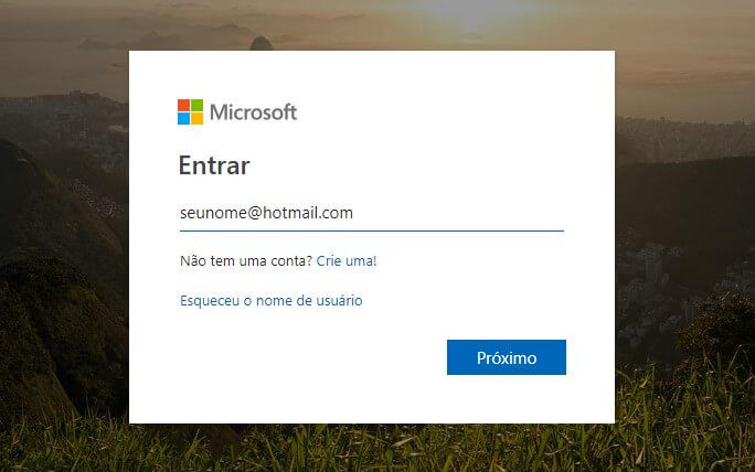 O que é o Windows Live?