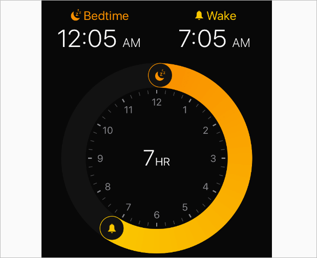 Como usar o recurso Bedtime no iPhone