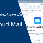 Como criar uma assinatura de e-mail no iCloud