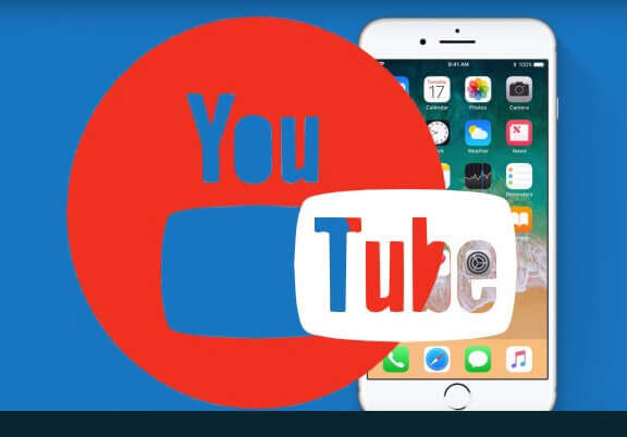 Como usar o canal do YouTube com o iPhone