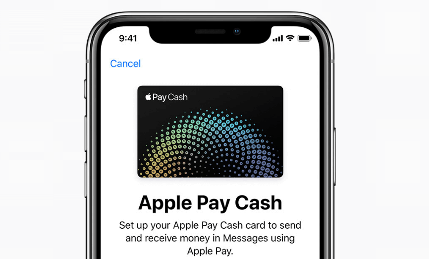 Enviar Pagamentos com a Apple Pay Cash com o iMessage