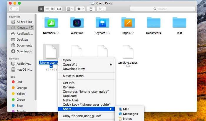 Link do iCloud Photo não Funciona, Como corrigir