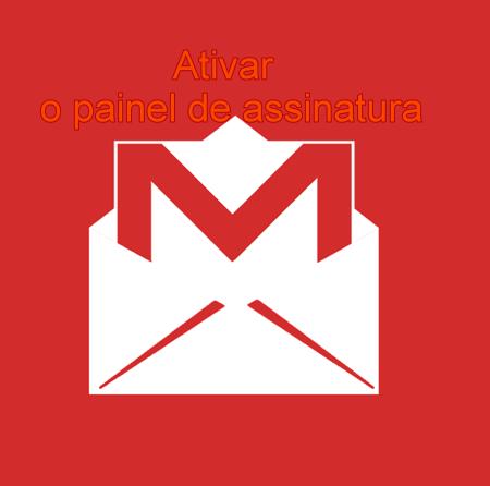 Ativar o painel de leitura de mensagens no Gmail