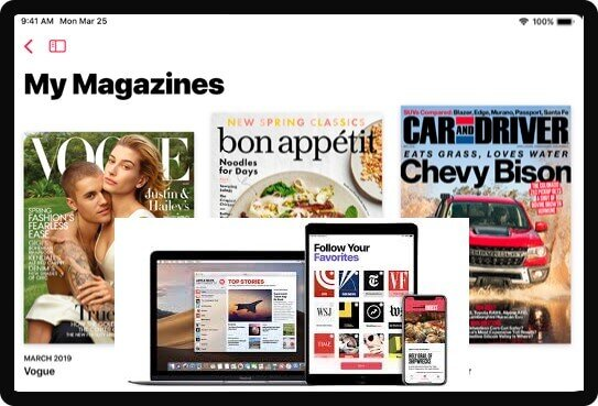 Como usar o Apple News no Mac