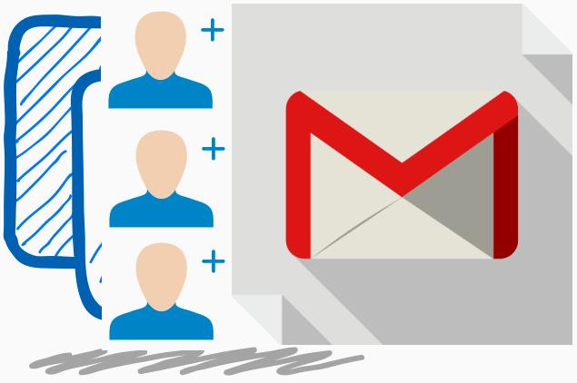Como exportar seus contatos do Gmail