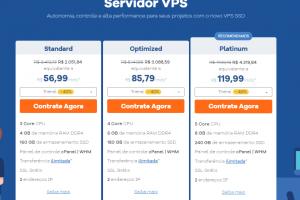 A melhor hospedagem VPS do Brasil