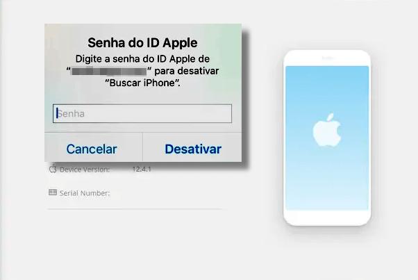 Como remover o iCloud do iPhone e do iPad