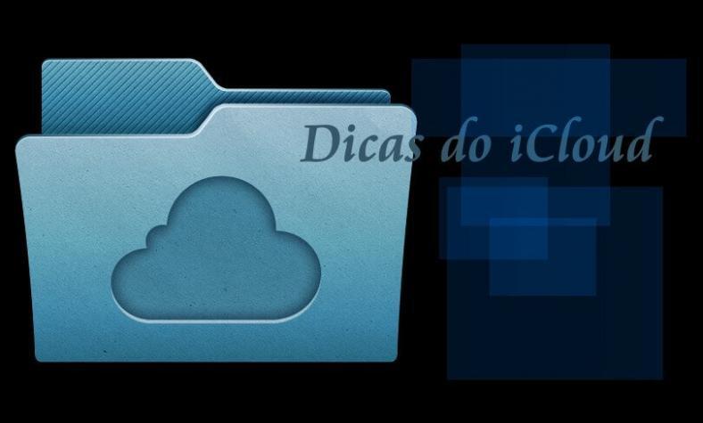 dicas do iCloud para melhorar seu armazenamento