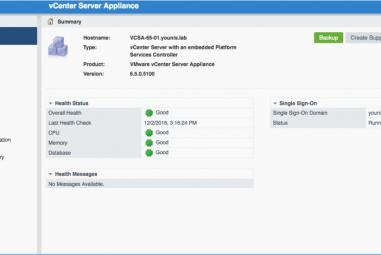 O que é VMware vCenter Server