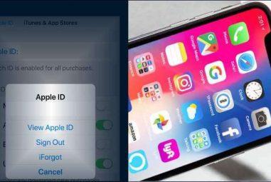 Como Alterar a Conta iCloud no iPhone