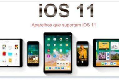 Quais os novos destaques no iOS 11