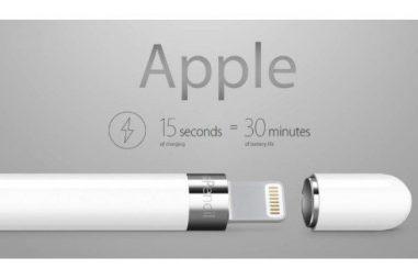 Como usar Apple Pencil no iPad Mac ou iPhone