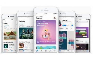 Apple pede aos desenvolvedores atualizem suas páginas para a nova App Store da iOS 11