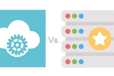 Diferença entre computação em nuvem e hospedagem na web