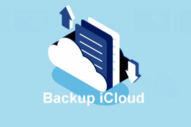 O que está incluído no backup do iCloud?