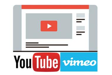 Como hospedar vídeos no meu site?