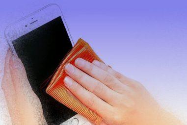 Como limpar e higienizar seu iPhone sem danificá-lo
