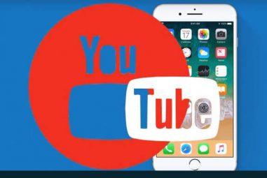 Como usar o canal do YouTube com o iPhone