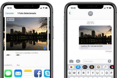 Configurar o Compartilhamento de Fotos no iCloud