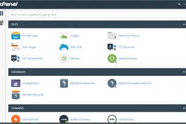 Hospedagem de Sites Com cPanel WHM e Apache Está Melhor