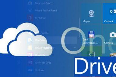 Desativar ou desinstalar o OneDrive no Windows 10