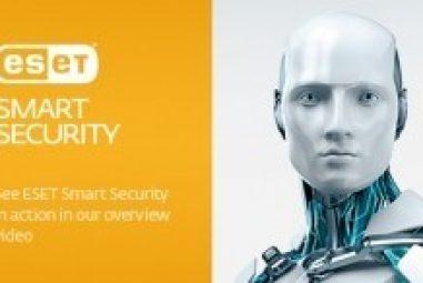 ESET Smart Security um dos Melhores Antivirus do Mundo