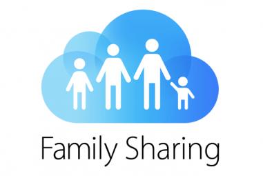 Configurar o Family Sharing no iOS : cloud app