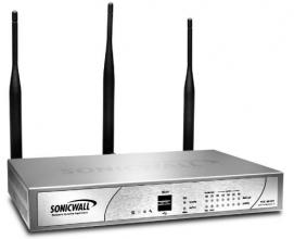 O que é um firewall de hardware da SonicWALL?