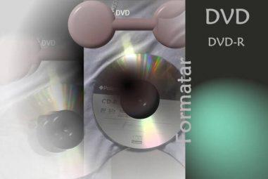Apagar um CD ou DVD Para Formatar Dados