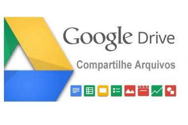 Importando Arquivos para o Google Drive