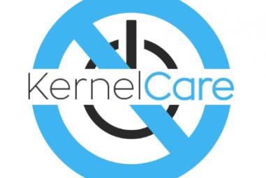 O que é o KernelCare em servidores da web