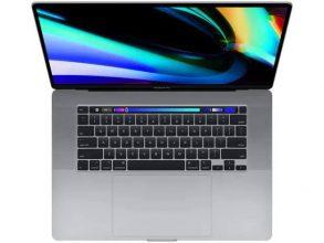 MacBook Pro de 16 polegadas, veja quais são os principais recursos