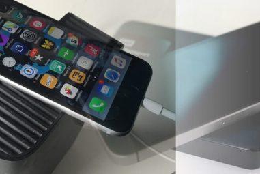 Mudar o backup do iPhone para um drive externo