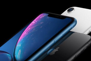 Especificações e recursos do iPhone XR