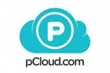 Servidor Cloud com 10 GB de armazenamento grátis pCloud