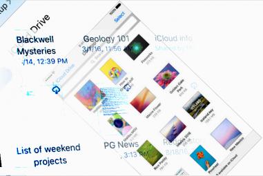 Controlar quais aplicativos devem ter acesso ao iCloud Drive