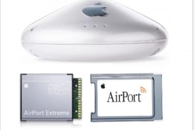 A Apple está descontinuando seus roteadores AirPort