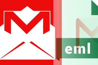 Como salvar e-mail do Gmail como um arquivo EML
