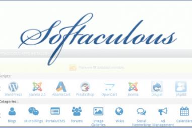 O que é o Softaculous Applications Installer?