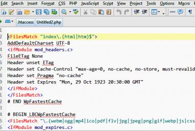 Posso usar Header set Expires no htaccess do meu site?