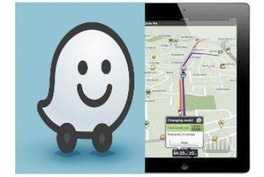 Programe seu destino com Waze e obtenha lembretes